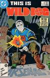 Cover for Wild Dog (DC, 1987 series) #3 [Direct]