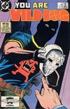 Cover for Wild Dog (DC, 1987 series) #4 [Direct]