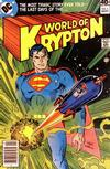Cover for World of Krypton (DC, 1979 series) #3