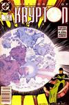 Cover for World of Krypton (DC, 1987 series) #3 [Newsstand]