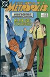 Cover for World of Metropolis (DC, 1988 series) #3 [Direct Edition]