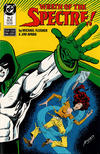 Cover for Wrath of the Spectre (DC, 1988 series) #2