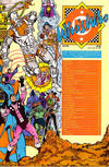 Cover for Who's Who: The Definitive Directory of the DC Universe (DC, 1985 series) #5 [Direct]