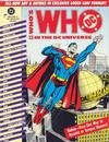 Cover for Who's Who in the DC Universe (DC, 1990 series) #1