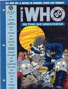 Cover for Who's Who in the DC Universe (DC, 1990 series) #8