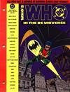 Cover for Who's Who in the DC Universe (DC, 1990 series) #10