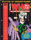 Cover for Who's Who in the DC Universe (DC, 1990 series) #13