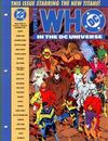 Cover for Who's Who in the DC Universe (DC, 1990 series) #14