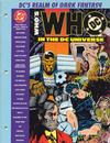 Cover for Who's Who in the DC Universe (DC, 1990 series) #15