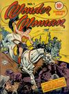 Cover for Wonder Woman (DC, 1942 series) #1