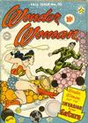 Cover for Wonder Woman (DC, 1942 series) #10