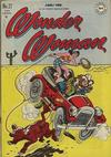 Cover for Wonder Woman (DC, 1942 series) #27