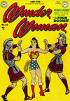 Cover for Wonder Woman (DC, 1942 series) #33