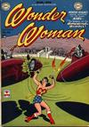 Cover for Wonder Woman (DC, 1942 series) #34