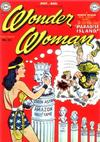 Cover for Wonder Woman (DC, 1942 series) #36