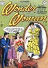 Cover for Wonder Woman (DC, 1942 series) #38