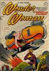 Cover for Wonder Woman (DC, 1942 series) #42