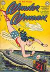 Cover for Wonder Woman (DC, 1942 series) #43