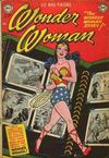 Cover for Wonder Woman (DC, 1942 series) #45