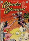 Cover for Wonder Woman (DC, 1942 series) #47