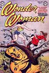 Cover for Wonder Woman (DC, 1942 series) #52