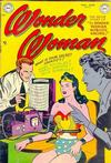 Cover for Wonder Woman (DC, 1942 series) #53