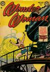 Cover for Wonder Woman (DC, 1942 series) #55