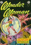 Cover for Wonder Woman (DC, 1942 series) #57