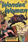 Cover for Wonder Woman (DC, 1942 series) #61