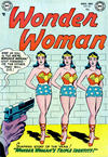 Cover for Wonder Woman (DC, 1942 series) #62
