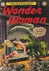 Cover for Wonder Woman (DC, 1942 series) #64