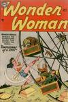 Cover for Wonder Woman (DC, 1942 series) #67