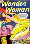 Cover for Wonder Woman (DC, 1942 series) #72
