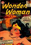 Cover for Wonder Woman (DC, 1942 series) #81