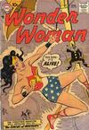 Cover for Wonder Woman (DC, 1942 series) #92