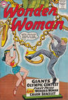 Cover for Wonder Woman (DC, 1942 series) #106