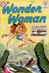 Cover for Wonder Woman (DC, 1942 series) #110
