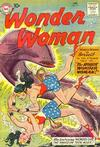 Cover for Wonder Woman (DC, 1942 series) #111