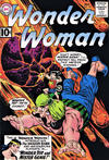 Cover for Wonder Woman (DC, 1942 series) #126