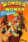 Cover for Wonder Woman (DC, 1942 series) #168