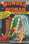 Cover for Wonder Woman (DC, 1942 series) #169