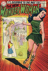 Cover for Wonder Woman (DC, 1942 series) #179
