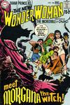 Cover for Wonder Woman (DC, 1942 series) #186