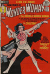 Cover for Wonder Woman (DC, 1942 series) #196