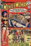 Cover for Wonder Woman (DC, 1942 series) #198