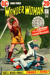 Cover for Wonder Woman (DC, 1942 series) #202
