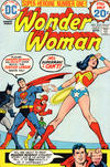Cover for Wonder Woman (DC, 1942 series) #212
