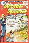 Cover for Wonder Woman (DC, 1942 series) #216
