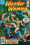 Cover for Wonder Woman (DC, 1942 series) #262