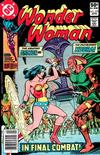 Cover for Wonder Woman (DC, 1942 series) #278 [Newsstand]